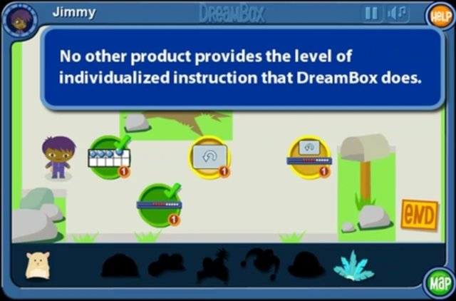 dreambox learning k2 math product tour on vimeo