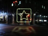 (Pretend) Light Writing in Midtown