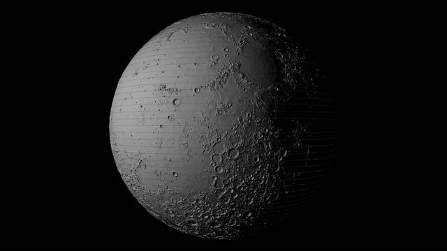Full Moon Map 3D on Vimeo