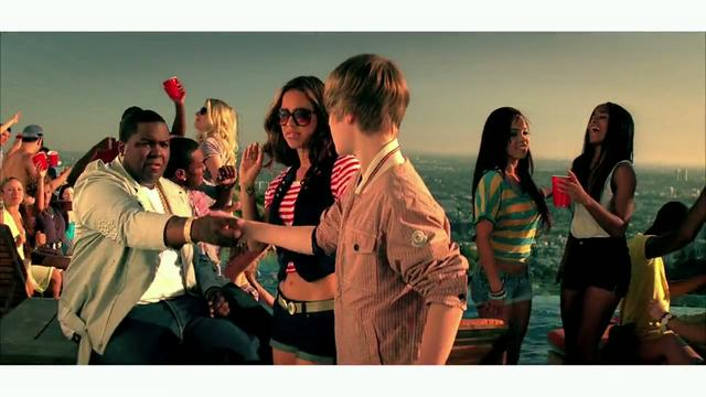 HD Sean Kingston ft Justin Bieber - Eenie Meenie Full Official Music Video ...
