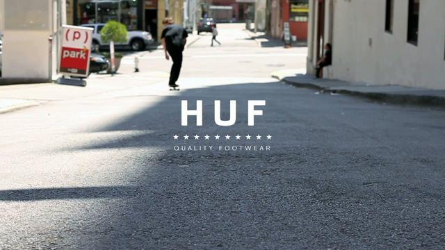 Video – HUF Fall 2010 Footwear Commerical