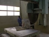 La Cernia Limestone Chair