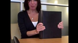 Putting your Dissertation in a Black Snap Binder
