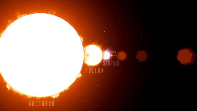 Estrellas gigantes