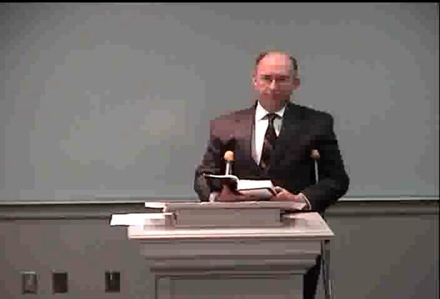 Sermon on Hebrews 12 1 3 http://vimeo.com/3861333