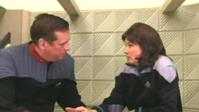 "Star Trek : Hidden Frontier 2.03 ""Old Wound"""