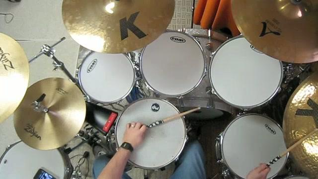 The Doors - Break On Through Drum Cover - JOEDRUMS