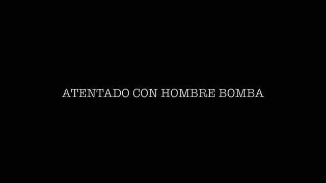 HOMBRE BOMBA
