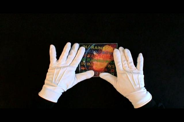 Radiohead  Mr  Hands  on Vimeo
