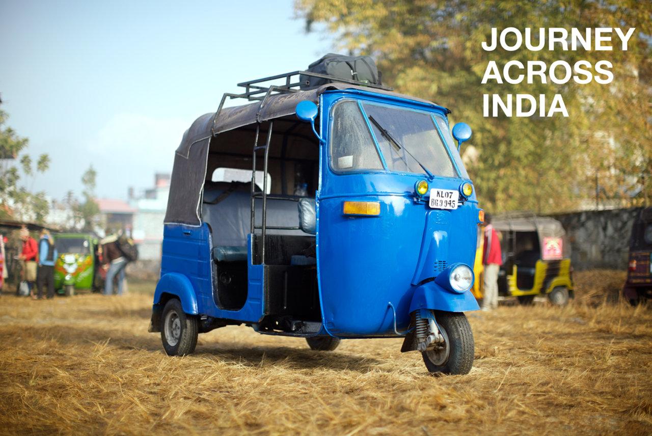 Journey Across India