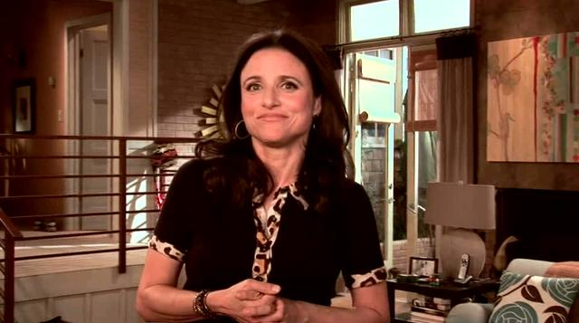 LA Marathon - Julia Louis-Dreyfus