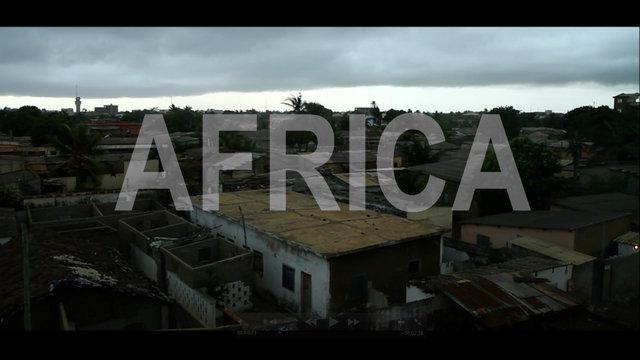 Africa, children