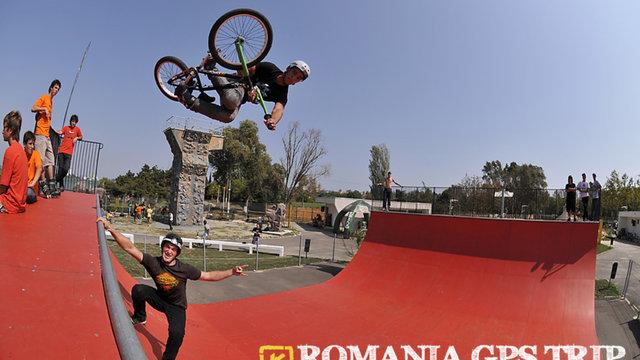 Gps Trip -Romania
