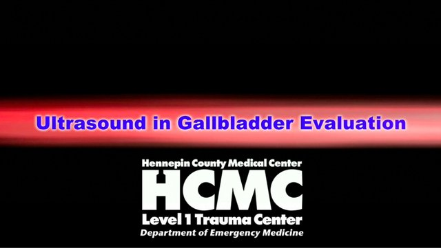 Ultrasound in Gallbladder Evaluation
