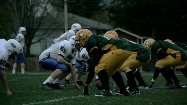 Panasonic GH1 High School Football