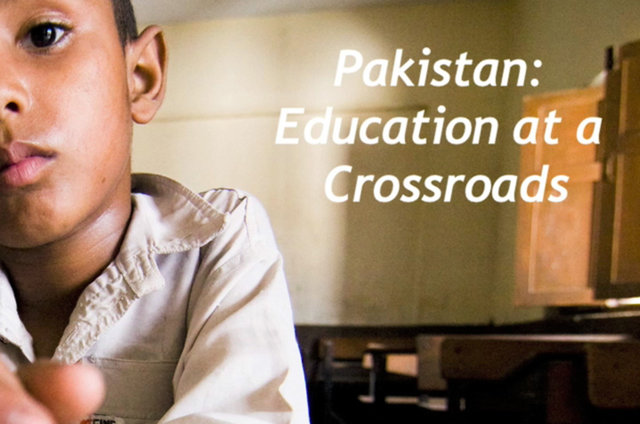 Pakistan: Education at a Crossroads