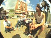 Nate Keegan in Colombia
