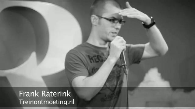 Frank Raterink over treinontmoeting.nl op Stand-up Inspiration