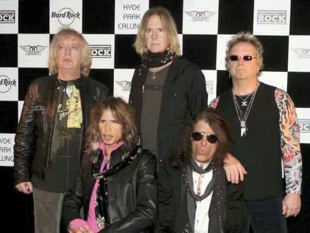 Aerosmith - Sweet Emotion (Dulce Emocion) / Uncle Salty (Tio Salty)