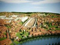Rome Reborn 2.1: A Tour Through Ancient Rome