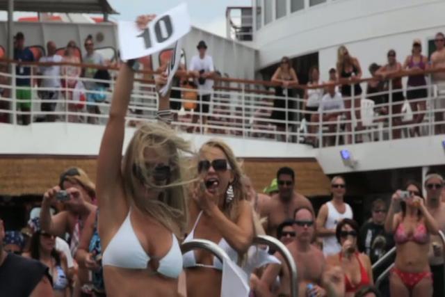 Kid Rock Cruise Images