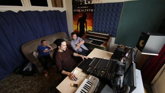 Kitchen Recording Studio Insight