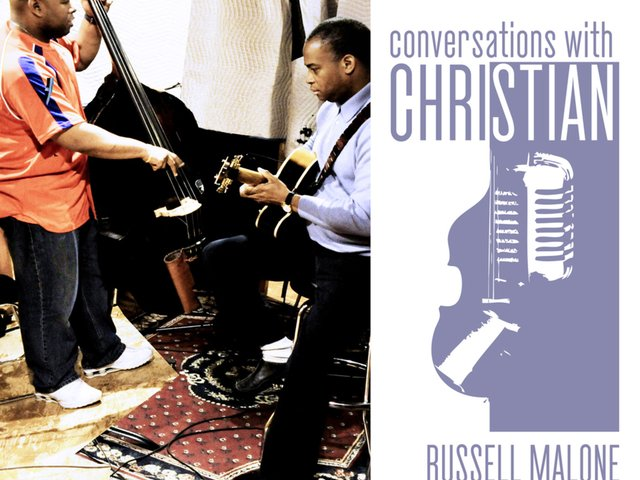 Christian McBride with Russell Malone