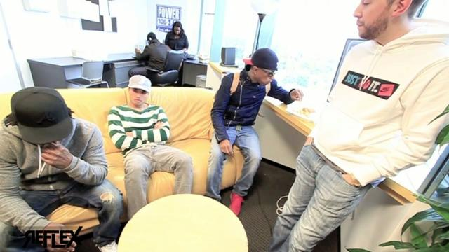 Video: N.E.R.D Talks &#8220;Nothing&#8221; With DJ Reflex