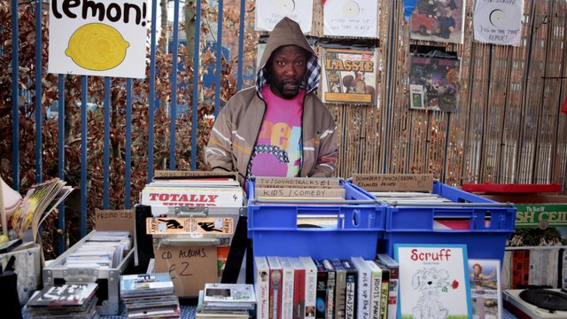 "Mr Scruff ""Nice Up The Function"" feat. Roots Manuva (official promo)"