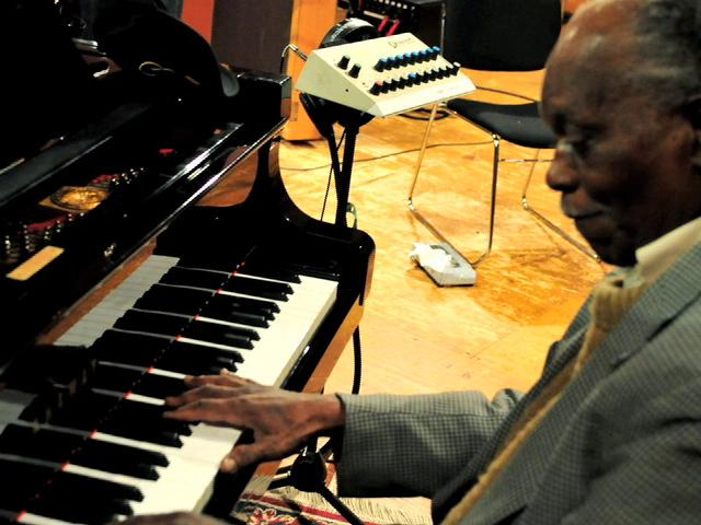 Christian McBride with Hank Jones