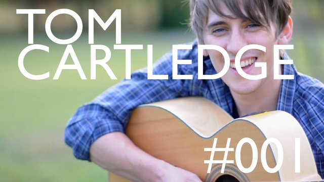 Brixton Sessions #001 - Tom Cartledge 'Starving End'