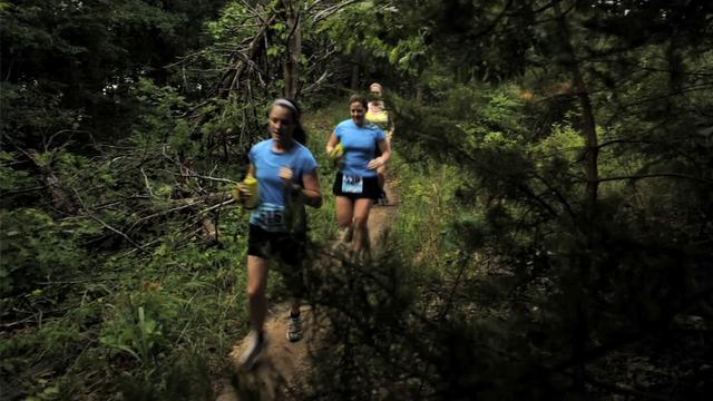 Rock/Creek's Scenic City Trail Marathon