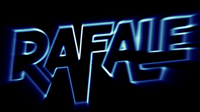 RAFALE live trailer 01