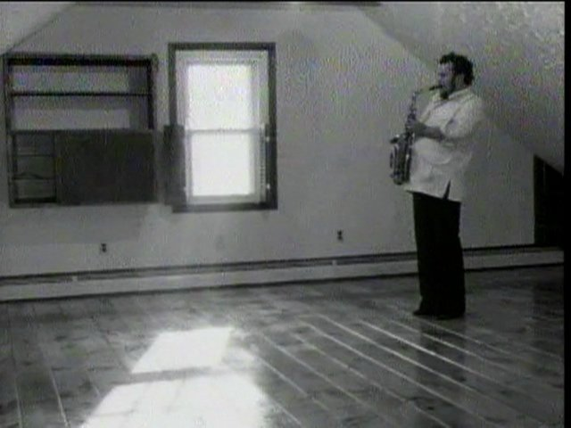 Jackie McLean on Mars