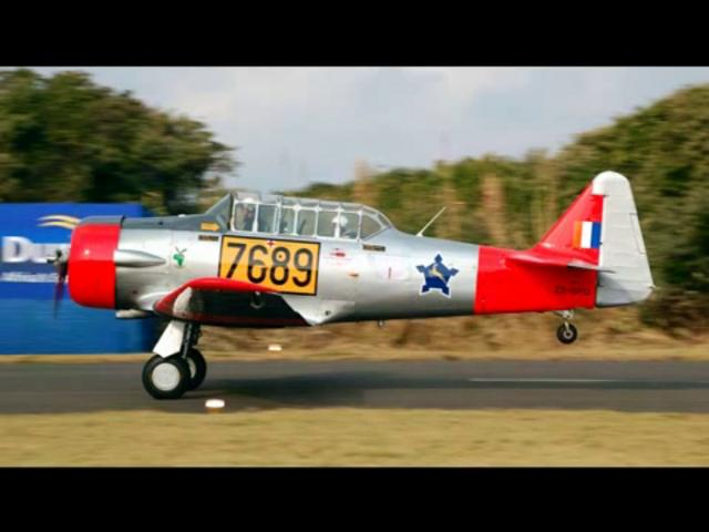 Ex SAAF American AT-6 Texan/ Harvard Images - Frompo