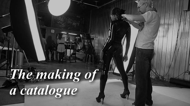 Polymorphe - The Making of a Catalogue :: A behind the scenes look at the making of the 2011 woman's catalogue...Enjoy!