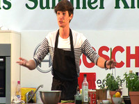 Donal Skehan at Bloom
