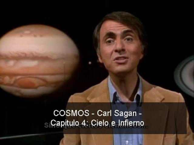 COSMOS - Carl Sagan - 04 Cielo e Infierno