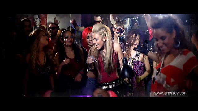 Ian Carey feat. Mandy Ventrice - Let Loose (Club Mix Official Music Video)