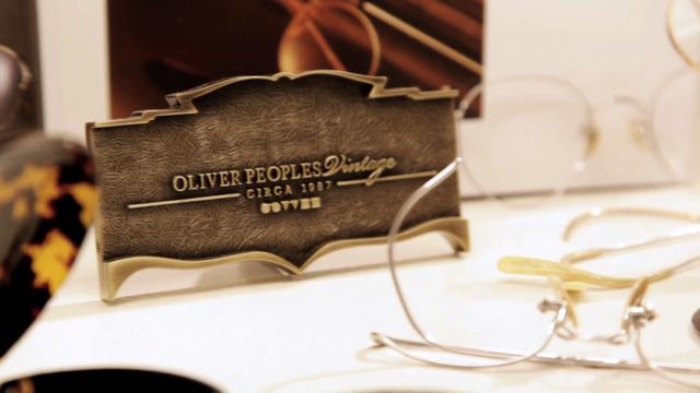 Video | Larry Leight on the History of Oliver Peoples Eyewear