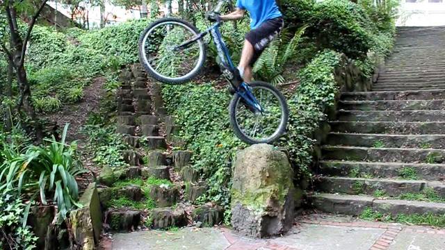 Verano en Bogota - Biketrial Pacho Villegas