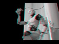 Anaglyph by Kelvin Pan