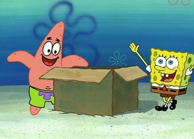 Spongebob SquarePants - Idiot Box