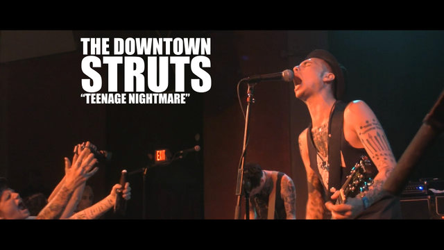 The Downtown Struts - Teenage Nightmare