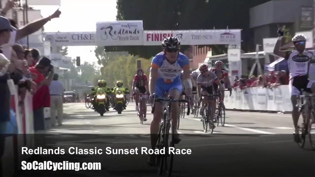Redlands Bicycle Classic - Pro Men's Sunset Road Race