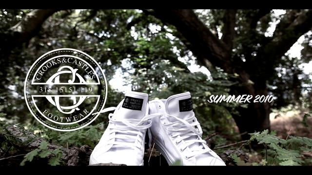 Video: Crooks &#038; Castles Summer 2010 Footwear &#8211; Redfoot