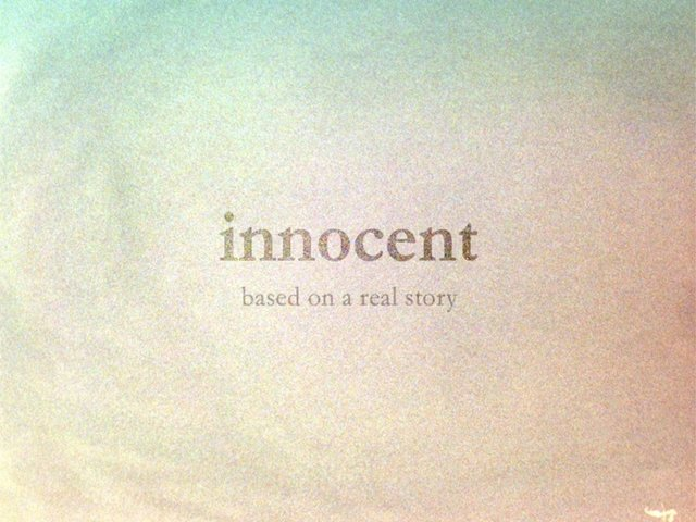 Short Film - innocent