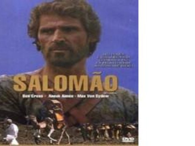 Filme - Salomão