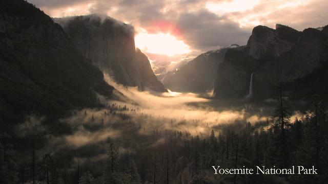 Yosemite National Park by Henry Jun Wah Lee at Evosia.com