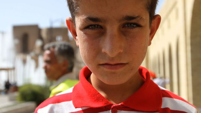This Is Iraq | The Tiziano Project